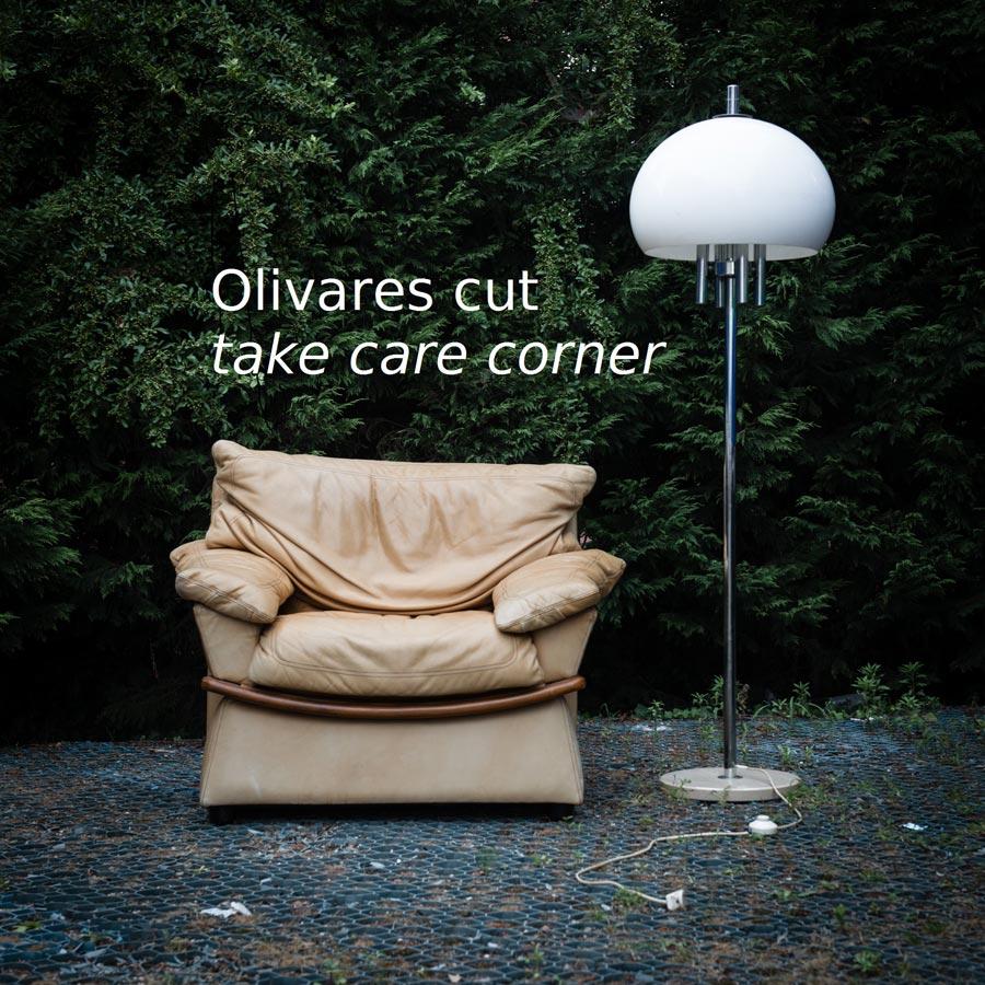 take the corner