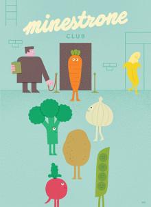 """MAURO GATTI """"Minestrone Club"""""""
