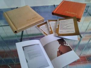 """Il catalogo della mostra dei Fratelli Calgaro """"Sorry, we are open"""", curata da Daniele Capra, a Settima Onda."""