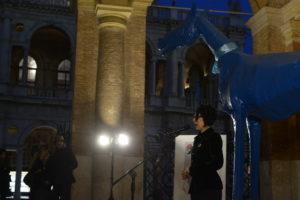 Inaugurazione del festival Gli Stati della Mente, Vicenza 14-30 ottobre 2016. Ph. Andrea Rosset